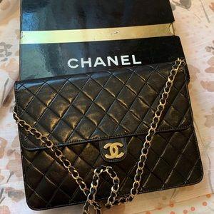Chanel 25 CC Logo Push Lock Bag